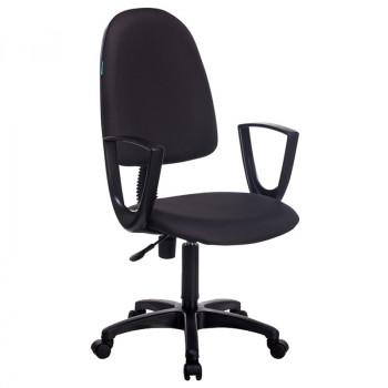 Кресло оператора Бюрократ CH-1300N/Black ткань черная