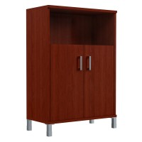 Шкаф средний с глухими малыми дверьми Skyland Born 420.2 900х435х1136