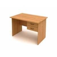 Стол с подвесной тумбой КФ1 (1202х702х750) (СФ03+ТФ09)