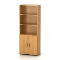 Шкаф высокий КФ16 (740х390х2002) (ШФ14+ДФ13*2)