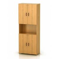 Шкаф высокий КФ17 (740х390х2002) (ШФ14+ДФ13*4)