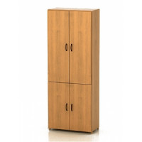Шкаф высокий КФ21 (740х390х2002)