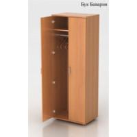 Шкаф для одежды глубокий ШМ50 744х520х2046