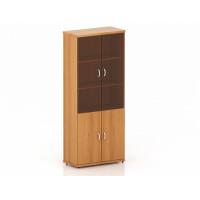 Шкаф высокий КЭ63 (854*424*2066)