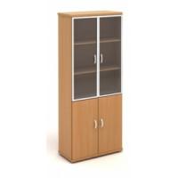 Шкаф высокий КЭ89 (854*424*2066)