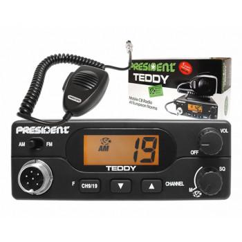 Радиостанция President Teddy ASC